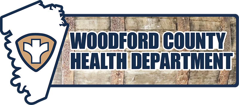 Woodford County Health Department Logo